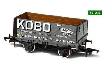 76MW7021 Plank Mineral Wagon Kobo No15 ##out of stock##