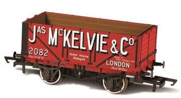 76MW7026 7 Plank Mineral Wagon Jas McKelvie London No.2082 ##Out Of Stock##