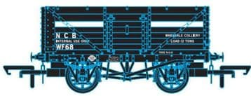76MW7030 7 Plank Mineral Wagon - NCB Internal User##Out Of Stock##
