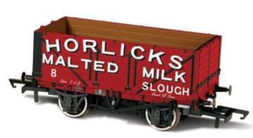 76MW7032 7 Plank Mineral Wagon - Horlicks Malted Milk Slough 8