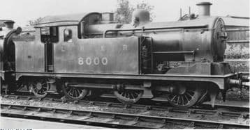 76N7003XS N7 0-6-0 Steam BR Early 69612 (DCC-SOUND)