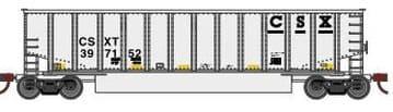 79638 Bethgon Coalporter w/Load CSX #397152