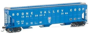 81978 FMC Covered Hopper, Boone Valley Coop #4716