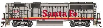 88866 EMD GD60M Diesel Santa Fe B-Unit #329  £114.99