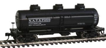 910-1103 36' 3-Dome Tank Car North American/NATX