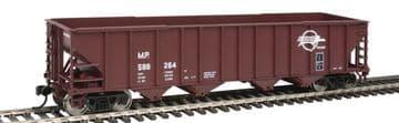 910-1959 50' 100-Ton 4-Bay Hopper Missouri Pacific(TM) #588264