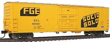 910-2003 50' Insulated Boxca rFruit Growers Express/Seaboard Coast Line #995801