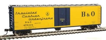 910-2803 50' PCF Insulated Boxcar Baltimore & Ohio (insulated cushion underframe)
