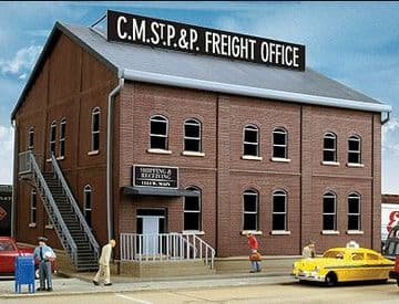 933-2953 Brick Freight Office ##Out Of Stock##