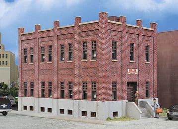 933-4050 Brick Office Building Kit