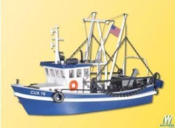 949-11016 Modern Fishing Boat Kit £24.99