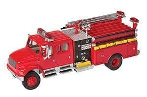 949-11841 International(R) 4900 Crew Cab Fire Engine
