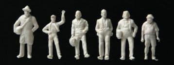 949-6053 Standing and Walking Figures