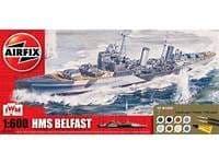 A50069 HMS Belfast Gift Set 1:600