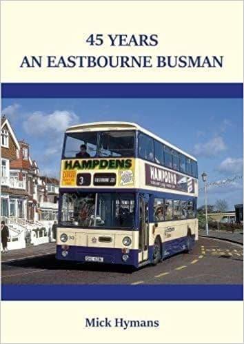 BARGAIN 45 Years an Eastbourne Busman*