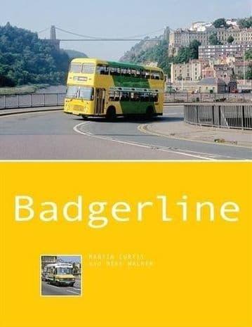 BARGAIN Badgerline: Bristol's Country Buses *