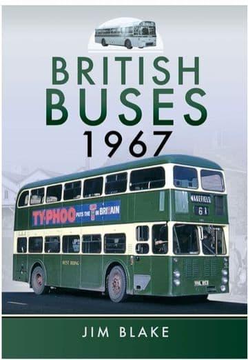 BARGAIN British Buses 1967 *