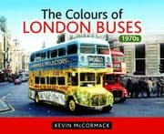 BARGAIN Colours of London Buses 1970s*