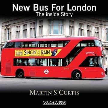 BARGAIN New Bus for London: The Inside Story*