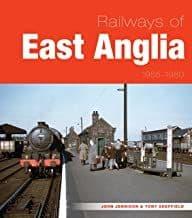 BARGAIN Railways Of East Anglia *