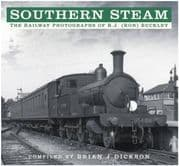 BARGAIN - Southern Steam: The Railway Photographs of R.J. (Ron) Buckley*