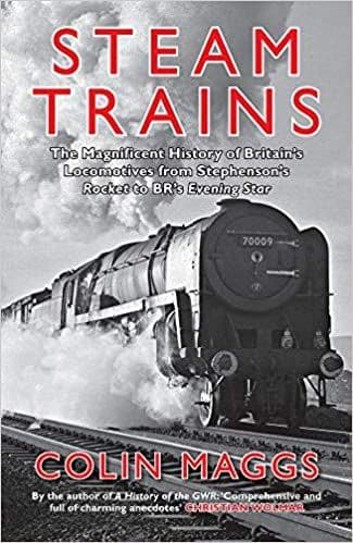 BARGAIN Steam Trains History of British locos