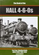 BARGAIN The Book of the Halls 4-6-0s: Modified Halls 6959-7929 Part 4*