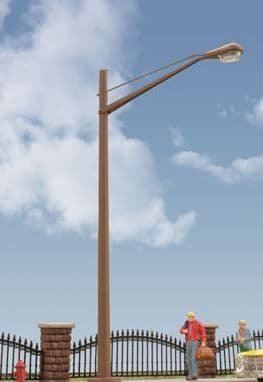 BARGAIN Walthers HO 949-4315 Modern Long Arm Light
