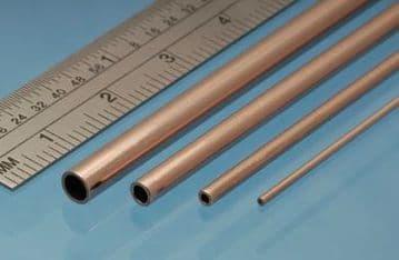 CT4M 4mm Copper Tube