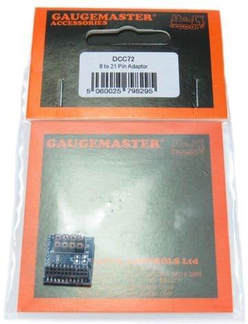 DC72 8 to 21 Pin Adaptor
