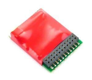DCC91 Ruby Series 2fn Standard DCC Decoder 21 Pin