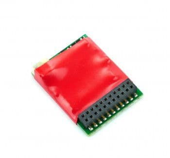 DCC95 RUBY SERIES 6FN PRO DCC DECODER 21 PIN