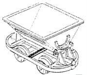 DM37 Hudson V Tipper Wagon Kit