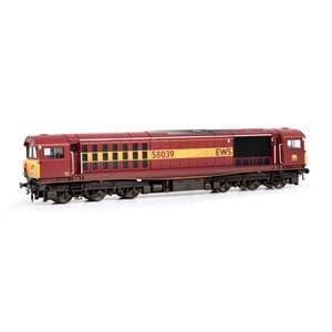 E84008 Class 58 58039 EWS [W]