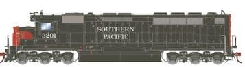 G63720 EMD SDP45 Southern Pacific #3201 DCC Sound