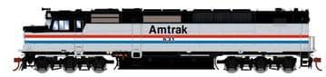G63954 EMD SDP40F  Amtrak #631