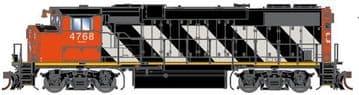 G65391  GP38-2(W) Diesel Locomotive Canadian National #4768