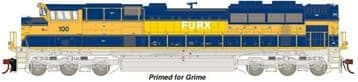 G69267 EMD SD70M-2 First Union Rail #100