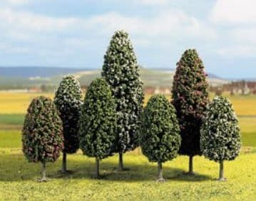 GM124 Bulk Pack Trees - Deciduous Spring (25)  ##Out Of Stock##
