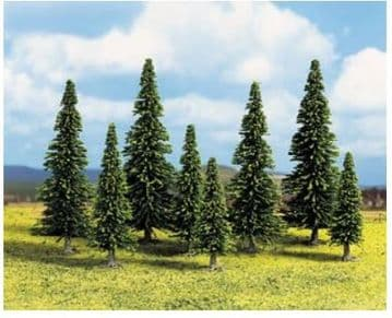 GM125 Bulk Pack Trees - Spruce (25) ##Out Of Stock##
