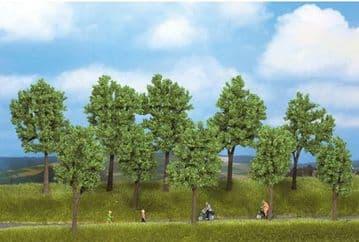 GM128  OO/HO Spring Tree Assortment (10)