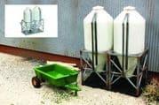 GM420 Fordhampton Farm Silos Kit