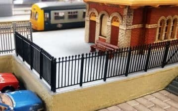 GM429 Mortimer GWR Spear Station Fencing  ##Out Of Stock#