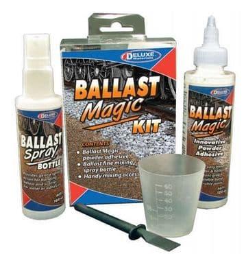 GMAD76 Ballast Magic Starter Kit