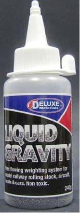 GMBD38  Liquid Gravity (250g)