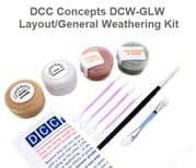 GMDCW-GLW Layout/General Weathering Kit