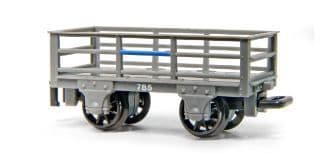 GR321 Pack of 3 Slate Wagons (inc one braked wagon) ##Out Of Stock##