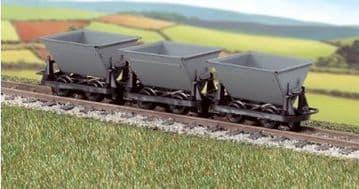 "GR331 Hudson ""Rugga"" V-Skips (3) - Grey"