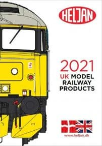 Heljan 2021 Catalogue  ##Out Of Stock##