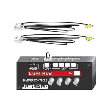 JP5700 Lights & Hub Set - Warm White